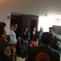 Photo taken at Chimpanzee Mind Crew by Juan Carlos D. on 11/16/2012