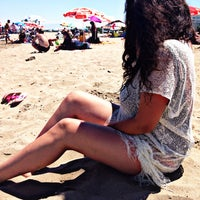 Photo taken at Paşa Beach Club by Rümeysa Ü. on 7/31/2017