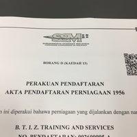 Photo taken at Menara Suruhanjaya Syarikat Malaysia (SSM) by BT I. on 12/16/2016