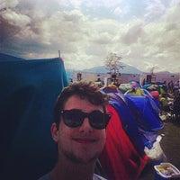 Photo taken at Acampada BBK Live by Nacho d. on 7/12/2014