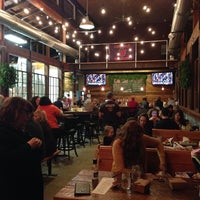 Photo taken at Grain Station Brew Works by April O. on 11/24/2013