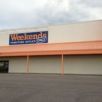 Photo Taken At Weekends Only Furniture Outlet By George C. On 10/5/ ...