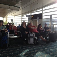 Photo taken at Gate 129 by George C. on 10/28/2012