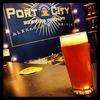 Photo taken at Port City Brewing Company by Rob M. on 7/3/2013