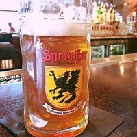 Photo taken at Sprecher's Restaurant & Pub by Rob M. on 8/4/2014