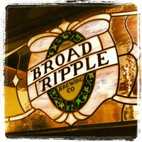 Photo taken at Broad Ripple Brew Pub by Rob M. on 5/31/2013