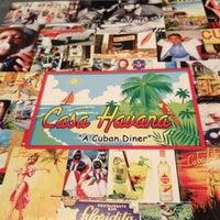 Photo taken at Casa Havana by al b. on 2/11/2013