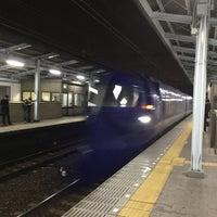 Photo taken at Ishizugawa Station (NK13) by nokia f. on 12/14/2017