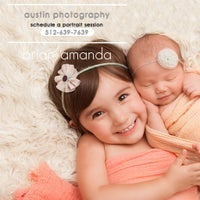 Brian Plus Amanda: Austin Newborn & Maternity Photography