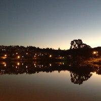 Photo taken at Lago do Orfeu by Chibbi N. on 8/22/2013
