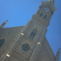 Photo taken at St. Mary's Catholic Church by Rachel S. on 5/24/2013
