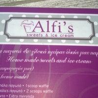 Photo taken at Alfi's by PanayiotisPseftelis I. on 6/22/2014