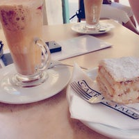 Photo taken at Cafe Royale by Marielle Azel C. on 6/24/2015