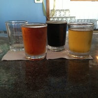 Photo taken at Green Room Brewing by Nickolas K. on 3/31/2013