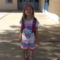 Photo taken at Gilbert Elementary Magnet School by Dy-Anne W. on 8/24/2015