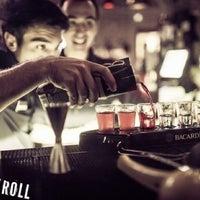 Снимок сделан в Rock'n'Roll Bar пользователем Ksenia V. 12/15/2012