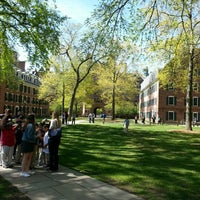 Photo taken at Yale University by Apurv D. on 5/7/2013