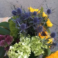 Photo taken at Sunny's Florist by Deena B. on 8/9/2017