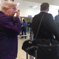 Photo taken at TSA Security Checkpoint by Blair E. on 3/21/2017