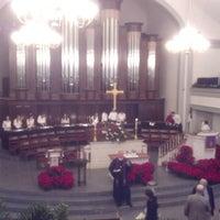 Photo taken at Williamsburg Presbyterian Church by Thomas C. on 12/16/2012