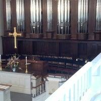 Photo taken at Williamsburg Presbyterian Church by Thomas C. on 4/28/2013