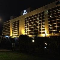 2/8/2013 tarihinde Mohamed R.ziyaretçi tarafından Hilton Istanbul Bosphorus'de çekilen fotoğraf