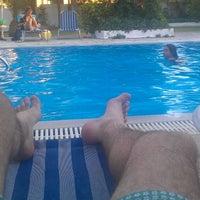 Photo taken at Villa Kazazis by Borce G. on 8/8/2013