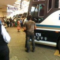 Photo taken at Terminal de Autobuses ATAH by Marly M. on 6/17/2017