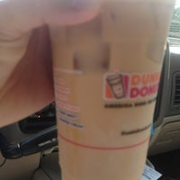 Photo taken at Dunkin Donuts by Tracy B. on 9/3/2013