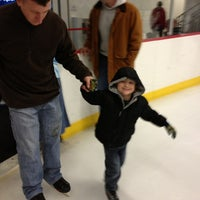Photo taken at Prince William Ice Center by Tracy B. on 1/26/2013