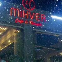 Foto scattata a Mihver Cafe & Nargile da Murat K. il 8/14/2013