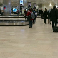 Photo taken at Domestic Terminal Arrival by Murat K. on 2/23/2013