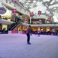 Photo taken at Westfield Ice Rink by Kadir K. on 12/6/2013