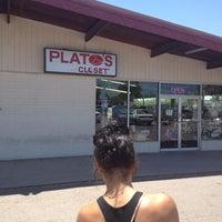Photo taken at Plato's Closet by Heartbreak Kid on 6/9/2013