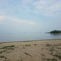 Photo taken at Port Dickson Beach by rey on 2/5/2017