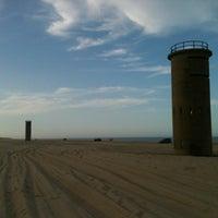 Photo taken at Gordon's Pond Beach by Teresa H. on 7/14/2013
