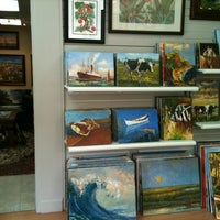 Photo taken at The Treasure Nest Art Gallery by Teresa H. on 3/20/2013
