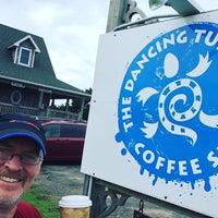 Photo taken at Dancing Turtle Coffee Shop by Brett B. on 9/25/2016