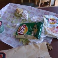 Photo taken at Jersey Mike's Subs by Reggie S. on 10/20/2012