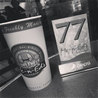 Photo taken at Me-n-Ed's Pizza by Reggie S. on 1/30/2013
