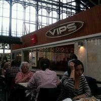 Photo prise au VIPS par Fernando le10/26/2012