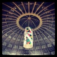 Das Foto wurde bei Jahrhunderthalle von tomasz jakub s. am 5/9/2013 aufgenommen