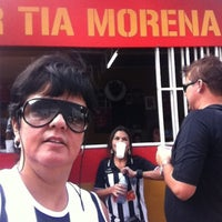Photo taken at Bar Tia Morena by 🐔 Cassia T. on 3/3/2013
