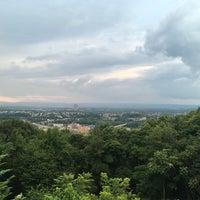 Photo taken at Lehigh University Lookout by Dev C. on 7/7/2017
