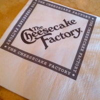 Photo taken at The Cheesecake Factory by Noel B. on 5/24/2013
