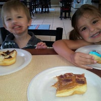 Photo taken at Love Bugs Donuts And Bakery by Leslie S. on 6/4/2013