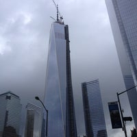 Photo taken at National September 11 Memorial & Museum by Corinna S. on 5/23/2013