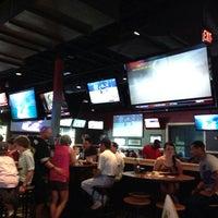 Photo taken at Buffalo Wild Wings by Bradley on 5/25/2013