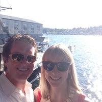 Photo taken at Seattle Yacht Club by Blake T. on 7/13/2014