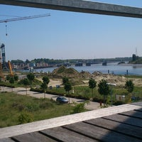Photo taken at Koninklijke Temse Watersport Vereniging by Kevin S. on 5/17/2014